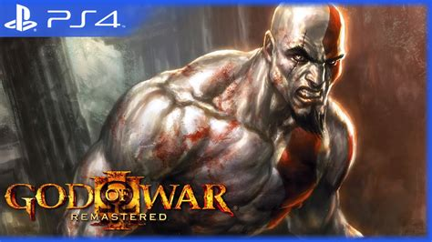 Bd Ps4 Second God Of War Remastered god of war 3 remastered announcement trailer ps4