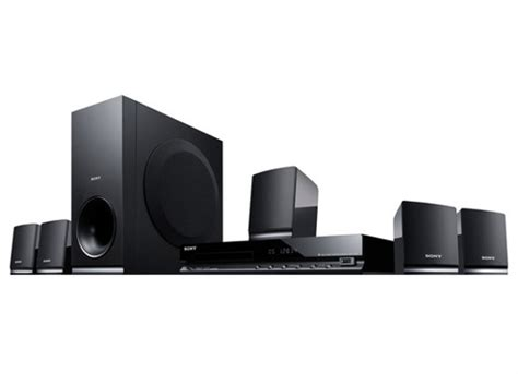 dav tz145 dvd home theatre system home theatre system