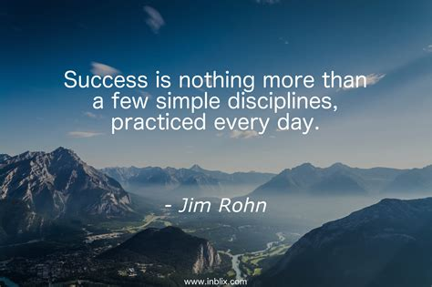 More About Nothing success is nothing more than a by jim rohn inblix