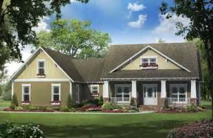 Craftsman One Story House Plans by Craftsman Style House Plans 2100 Square Foot Home 1