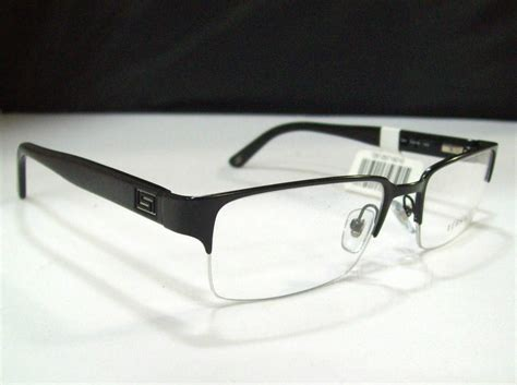 versace ve1184 s black designer eyeglasses ebay