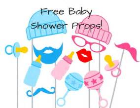baby photo templates free baby shower photo booth props baby shower ideas