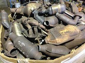 Price Of Cadillac Converter Scrap Catalytic Converters What Is The Value And Why