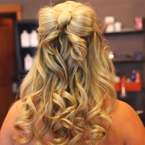 easy hairstyles for middle school graduation graduation hair half up and 8th grade graduation on pinterest