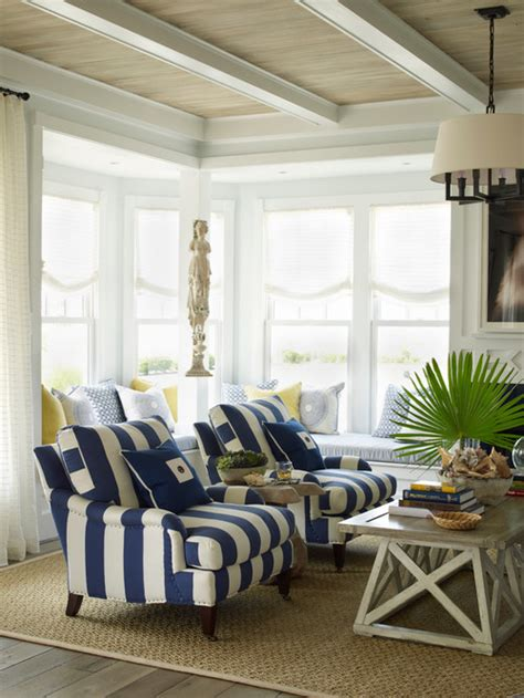 decorating  navy blue town country living
