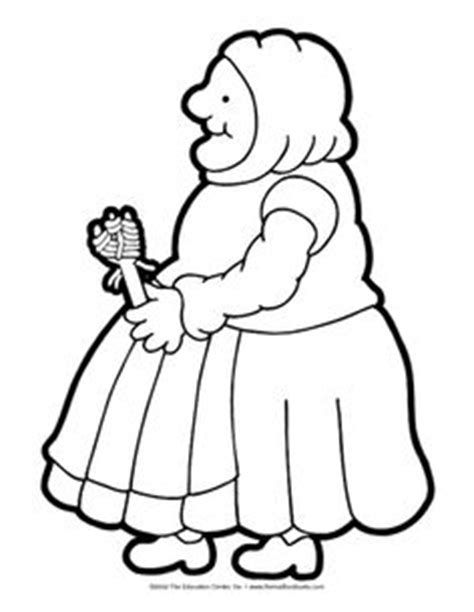 strega nona coloring pages early childhood art