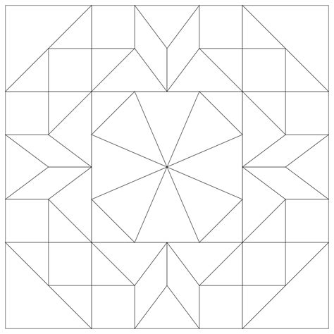 quilt templates imaginesque quilt block 43 pattern templates