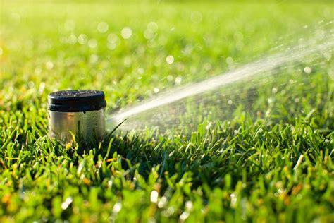 replace  sprinkler system valve