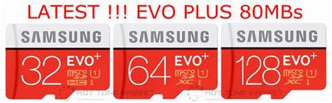 Samsung 32gb 48mbs Microsdhc Evo Class 10 T0210 3 100 original samsung class 10 evo plus micro sd 16gb 32gb