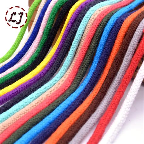 coloured wholesale buy wholesale colored cotton rope from china