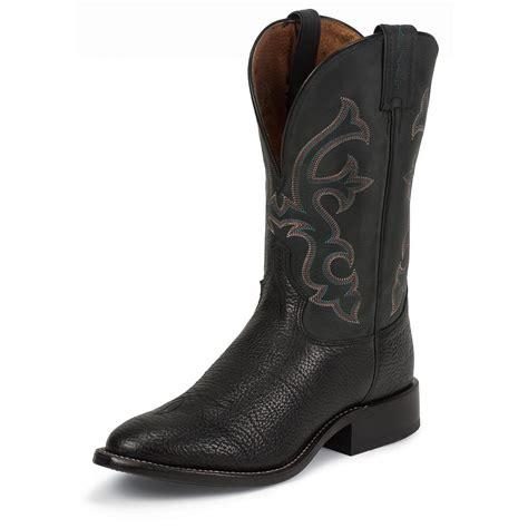 s tony lama 174 11 quot conquistador western boots 578446