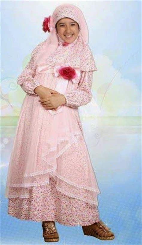 desain gaun anak contoh desain baju muslim anak baju muslim anak