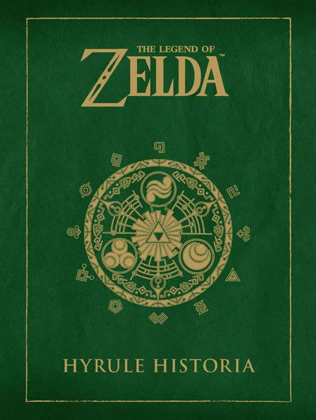 libro the legend of zelda the legend of zelda hyrule historia vv aa sinopsis del libro rese 241 as criticas opiniones