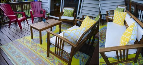 deck orating the mini deck makeover still being molly