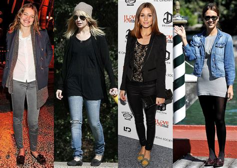 celebrity women wearing loafers nicole richie wearing jeans newhairstylesformen2014 com