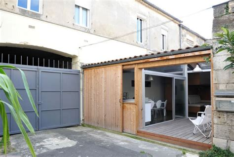 garage converted to a modern garages converted into homes four inspiring ideas houz