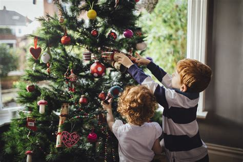 why people put christmas trees in house this is when you should put your tree and decorations up huffpost uk