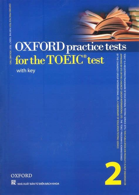 Oxford Preparation Course For Toeic Test pin by s 225 ch nhất on http sachhaynhat vn