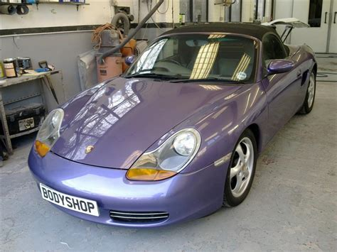 purple porsche boxster porsche owners are enthusiastic about their cars for all