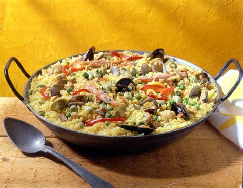 come si cucina la paella surgelata paella valenciana