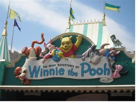 the many adventures of winnie the pooh photos