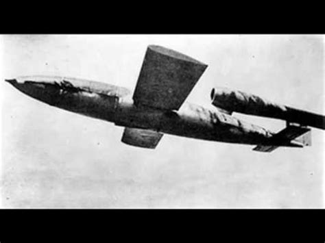 doodlebug in world war 2 world war two live original v1 rocket sound recording
