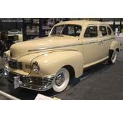 1947 Nash 600  Information And Photos MOMENTcar