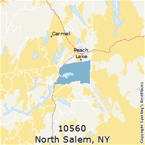 best places to live in north salem (zip 10560), new york