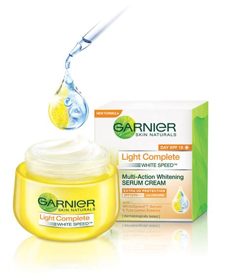 Garnier Serum Spf garnier light complete spf 19 50ml hermo