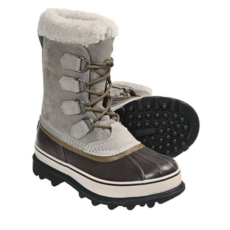sorel caribou winter pac boots for