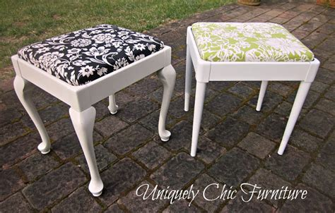 Uniquely Chic Furniture Sewing Machine Benches