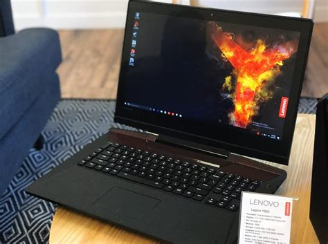 Lenovo Y920 the lenovo legion y920 is a of a gaming notebook