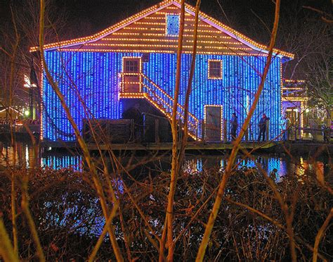christmas lights dollywood in pigeon forge tn flickr