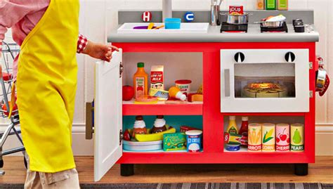 child kitchen kid s play kitchen