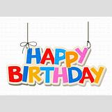 Happy Birthday Png | 5000 x 3499 png 3512kB