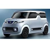 2018 Nissan Cube Release Date Redesign Price  Car
