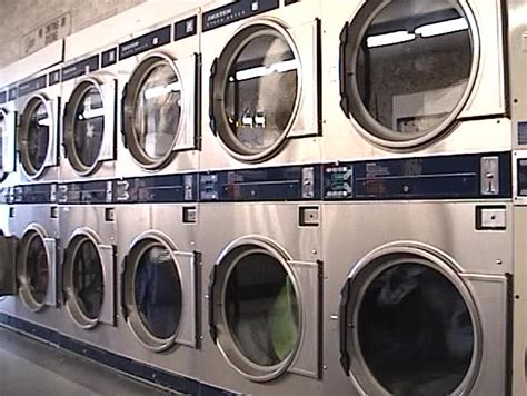 Coin Laundry Mat by Coin Operated Laundry Mat Dryers At Work Drying