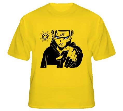 T Shirt Kurama you uzumaki pointing finger kurama seal shippuden anime t shirt