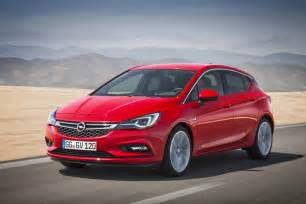 Opel Astra 2016 Opel Astra 2016 Alla Bilder Teknikens V 228 Rld