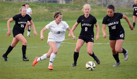 Lindsays Imaginary Past by Ralston Valley Hurdles Past Monarch On Penalty Kicks