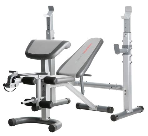 Weider 600 Core Weight Bench Sears Outlet