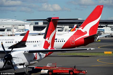 Criminal Record Check Sydney Ns Qantas Pilot S Plea For Airport Worker Security Checks Daily Mail