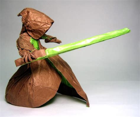 origami jedi ootinicast a wars the
