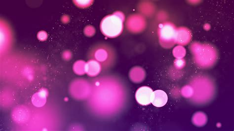 wallpaper lights purple bokeh blurred 4k abstract 9660