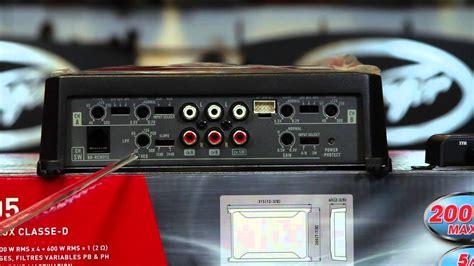 Power Lifier 4 Channel Pioneer Gm 8604 pioneer gm d9605 5channel power