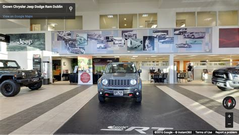 Crown Chrysler Jeep by Crown Chrysler Jeep Dodge Ram Tours In