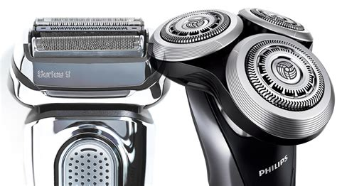foil vs rotary shavers ingrown hairs rotary shavers vs foil shavers