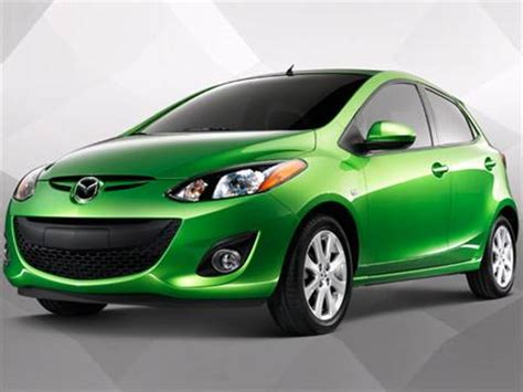 2011 mazda mazda2 pricing ratings reviews kelley blue book