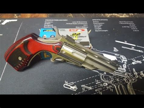 naa pug vs black widow american arms 22 mag mini revolver doovi