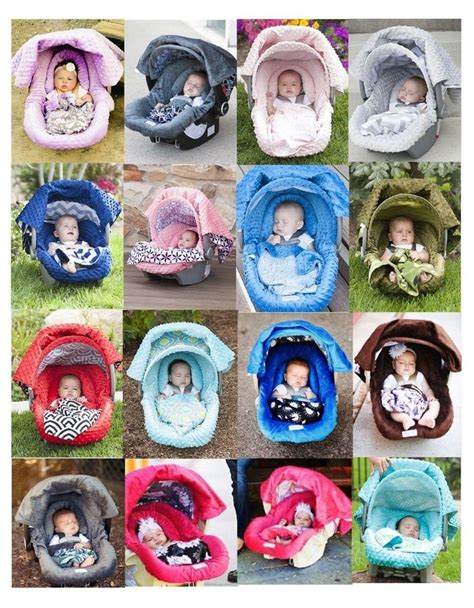 baby car seat sets whole caboodle by carseat canopy 5pc set for infant car